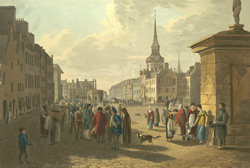 View of Castle Street, Aberdeen